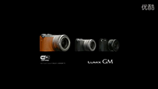 LUMIX GM1广告